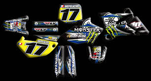 design jersey motocross yamaha full kits nineonenine designs