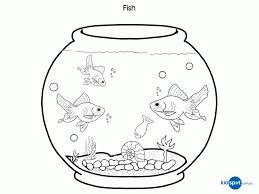 free printable fish pictures kids coloring