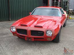 1973 pontiac firebird formula 455 not super duty