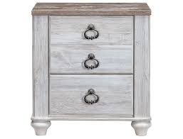 slumberland clearance willowton collection whitewash nightstand