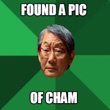 Create Memes Online - meme faces found a pic of cham