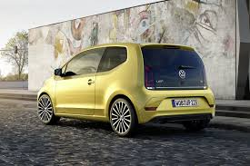 volkswagen modified volkswagen up modified version revealed prior to geneva show
