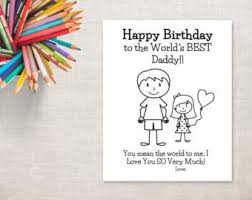 dad card from child etsy