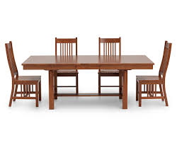 Mission II Dining Table Furniture Row - Mission dining room table