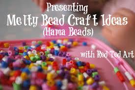 melty bead crafts aka hama beads crafts youtube