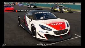 peugeot supercar peugeot rcz gr 3 gran turismo wiki fandom powered by wikia