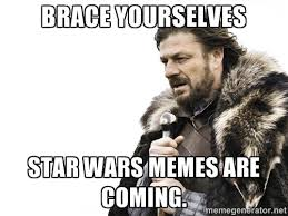 Memes Star Wars - feeling meme ish star wars movies galleries paste