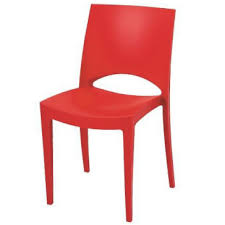 stella multi purpose fully moulded stackable plastic chairs