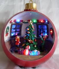 homely design ornaments that light up tree outdoor