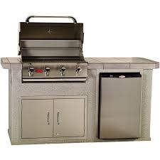 Corona Bbq Islands by Ben Whitis Built This Great Bbq Island With Back Splash And A