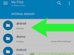 apk file how to extract apk file of any app on your android phone