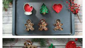 easy kid friendly diy ornaments