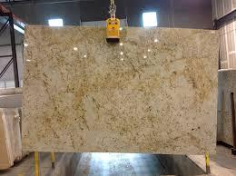 cream white granite countertops what color granite always looks