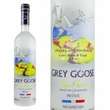 Grey Goose Gift Set Personalised Vodka U0026 Vodka Gifts From Prestige Drinks