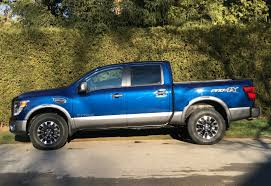 2017 nissan titan titan pro 4x takes its competitors to task wheels ca