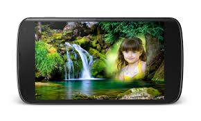 Photo Frame Waterfall Photo Frames Android Apps On Google Play