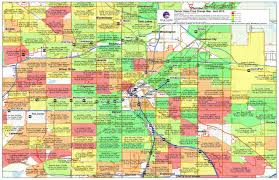 Map Price Denver Price Change Map U2013 1st Quarter Inhabit Denver