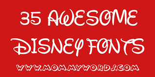 dafont free safe 35 awesome and free disney fonts that s vandy