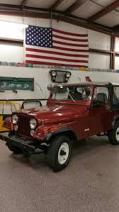 jeep golden eagle decal rudy u0027s classic jeeps llc 1985 jeep cj7 w only 12k original miles