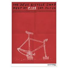 ex machina poster posters deus ex machina motorcycles