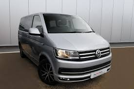 vw minivan used volkswagen caravelle cars for sale motors co uk
