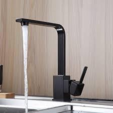 armatur küche schwarz aimadi küchenarmatur wasserhahn mischbatterie spültischarmatur