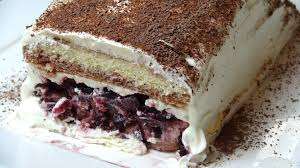 no bake black forest cake one pot chef youtube
