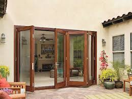 Out Swing Patio Doors Andersen Folding Patio Doors Free Home Decor
