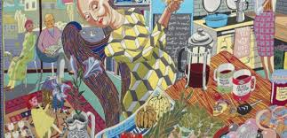 Vanity Of Small Differences Grayson Perry Grayson Perry At Temple Newsam Exhibition In 2014 An Archived
