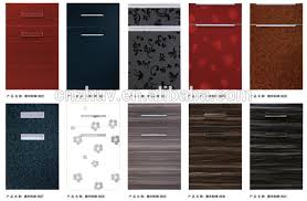 Vinyl Cabinet Doors Vinyl Covered Kitchen Cabinet Doors Choice Image Design Ideas
