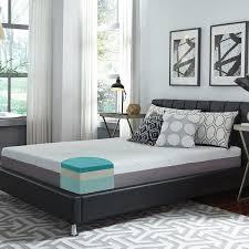 slumber solutions choose your comfort 10 inch full size gel memory