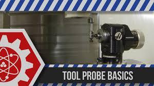 renishaw tool probe basics cnc training series youtube