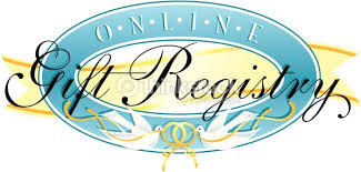 online gift registry heading online gift registry doves holding wedding rings color