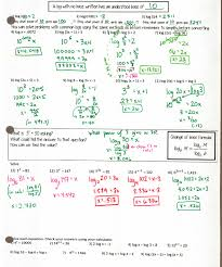 Inverse Functions Worksheet Answers Logs U2013 Insert Clever Math Pun Here