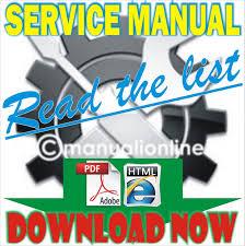 workshop service manual repair honda cbr 600 f 2001 2002 2003