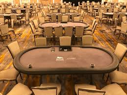 how many poker tables at mgm national harbor mgm national harbor on twitter opening look at the tournament room