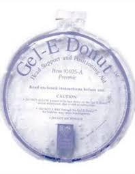 donut cushion gel e donut x small preemie by tri anim health