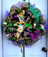 mardi gras mesh i 3 deco mesh wreaths tutorial this one is mardi gras