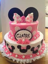 pink minnie mouse birthday cakes minnie mouse birthday cakes