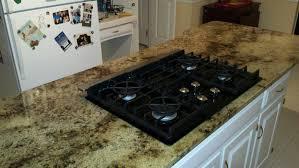 granite countertop kitchen cabinet discount aga range hood dark