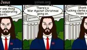 War On Christmas Meme - 10 reasons why trump s war on christmas is bogus lucky otters