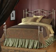 victoria king size wrought iron bed beautiful classic king size