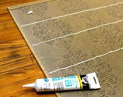 Stop Area Rug From Sliding On Carpet Stop Rug From Moving On Carpet How Do I Stop Rugs Slipping On