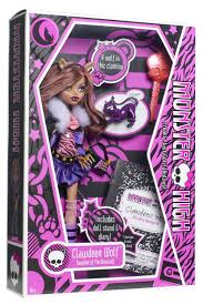 Monster High Halloween Wolf Doll by Monster High Clawdeen Wolf Doll Daughter Of The Werewolf Wave 1