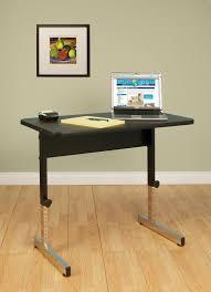Standing Desk Zipcode Design Milena Standing Desk U0026 Reviews Wayfair
