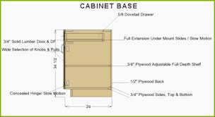 kitchen base cabinet depth kitchen base cabinet dimensions great home interior and