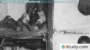 urbanization during the second industrial revolution in america