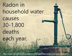 radon levels in well water ameriserv radon mitigation