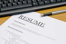 Sample Resume In Canada by Resume Rewrite Contegri Com