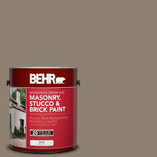 behr premium 1 gal ms 86 dusty brown flat interior exterior